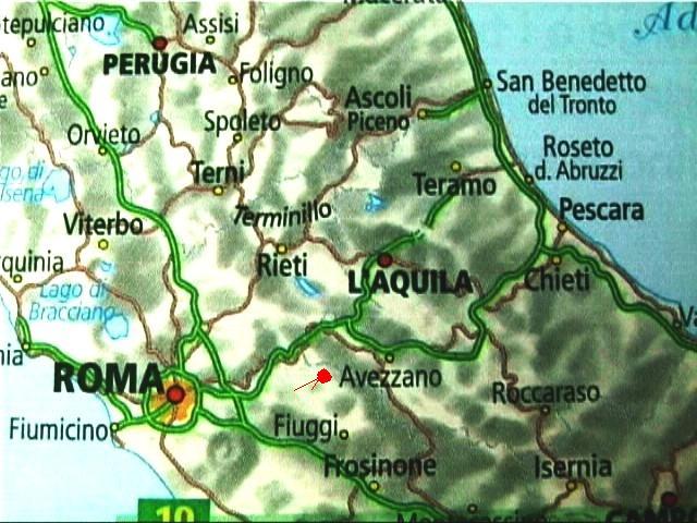 Cartina Geografica Roccaraso.Come Ci Si Arriva