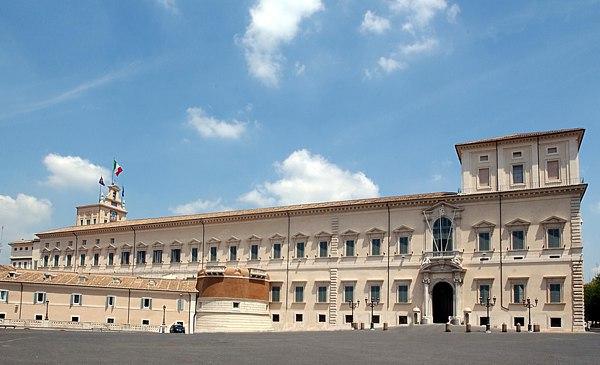 Links istituzionali for Sito governo italiano